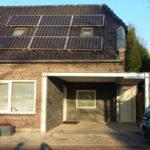 Huis verbouwen Den Bosch - Carport maken - Eindresultaat