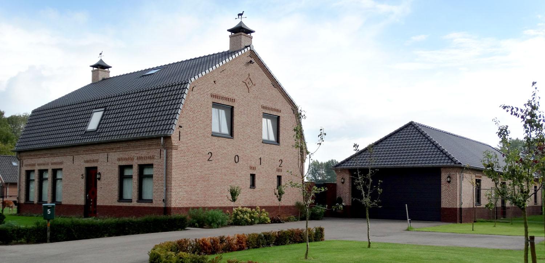 Energieneutraal huis bouwen door bouwbedrijf putmans in de for Energieneutraal bouwen